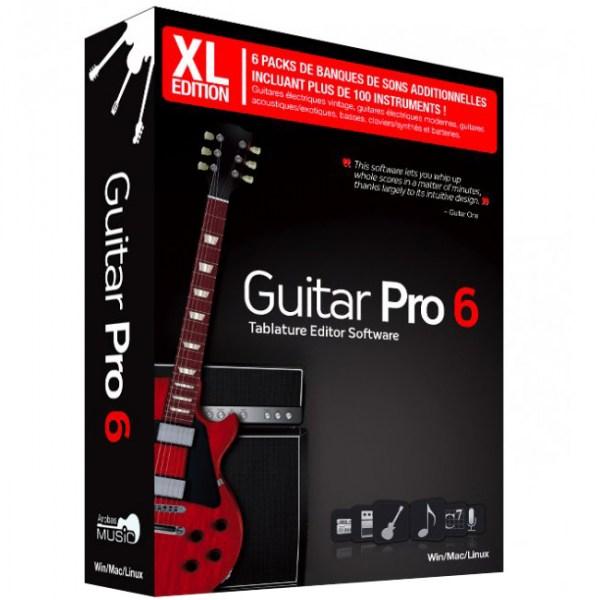 Guitar Pro 6 Crack