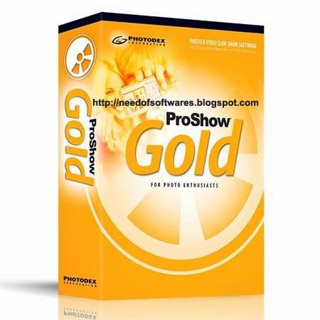 Proshow Gold 8.0 Crack
