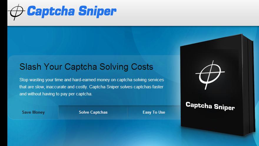 Captcha Sniper Crack