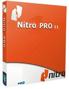 Nitro Pro 11 Crack