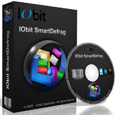 Smart Defrag 5 Key